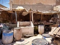 Essaouira Tannery, Avenue Moulay Hicham.