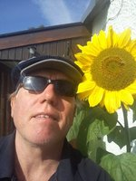 Me and my sunflower