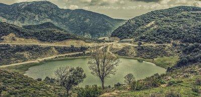 Lac de Dhaya