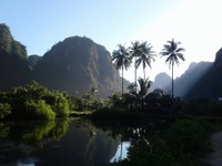 Rammang-Rammang National Geopark of Indonesia
