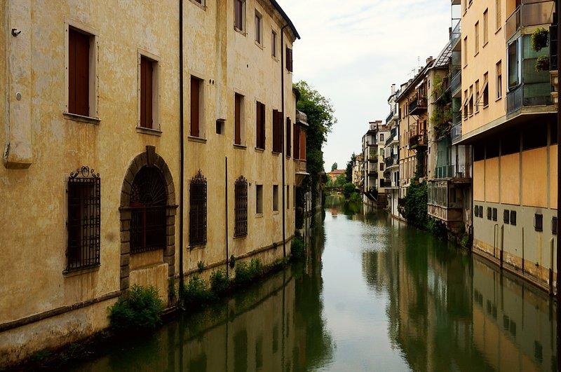 Padua canal