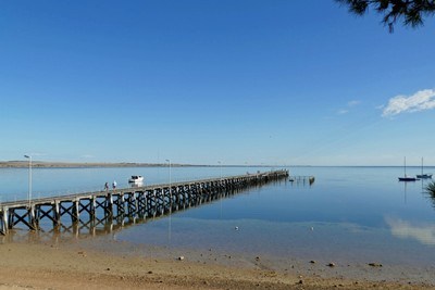 Jetty in Streaky Bay