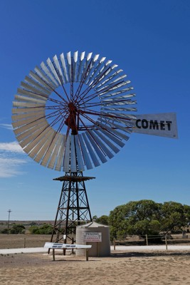 The biggest windmill in Australia
