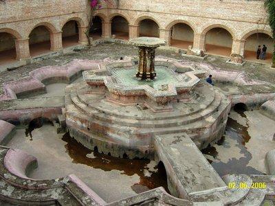 The biggest fountain in CA