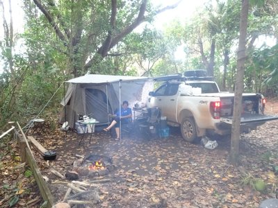 Camp Site Chili Beach