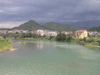 HuaQiao & XinYing Villages