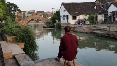 Zhujiajiao Walk For Tings Birthday