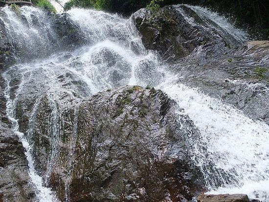 Qinglong Falls & Longchuang Canyon