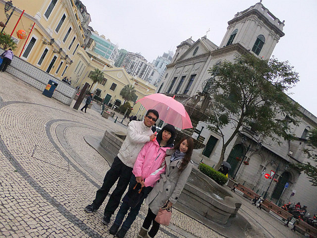 Macau Adventure With CristinaW & Kungfu Ken