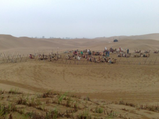 21-Hohhot Desert Adventure