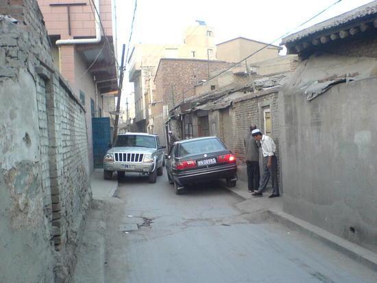 Baiyin Good Bye & Lanzhou Streets (10)