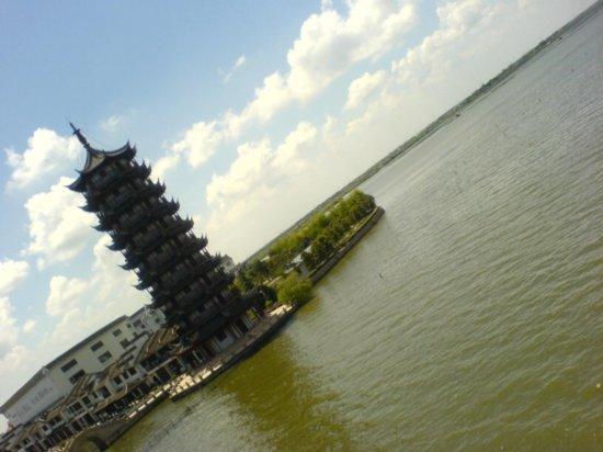 Zhouzhuang Water Village 35