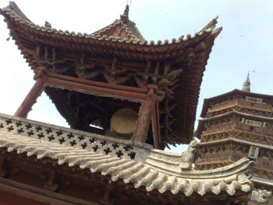 32-Hanging Monastery & Mu Ta Pagoda