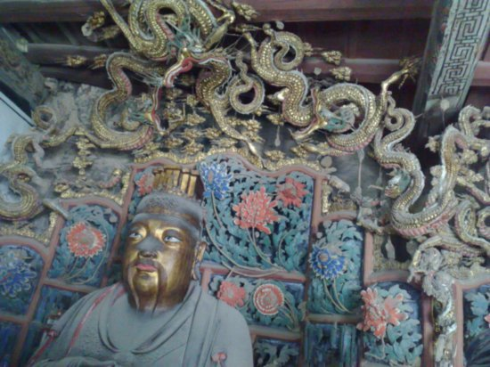 35-Hanging Monastery & Mu Ta Pagoda
