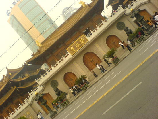 Shanghai City Temple Adventure (42)