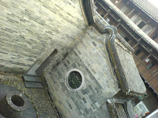The Zhenfu Hakka Earth Building (8)