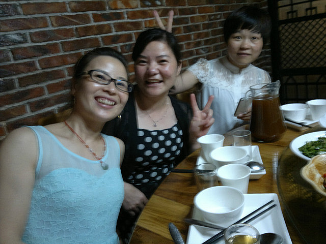 Goodbye To WangJuxiang &  The Gang of Sisters