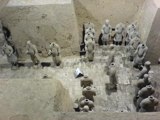 Army Of The Terracotta Warriors (9)