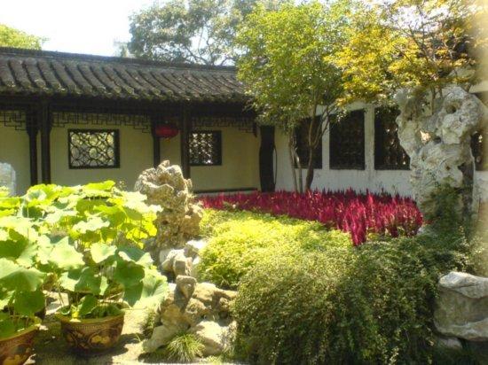 Yangzhou - He Gardens 8