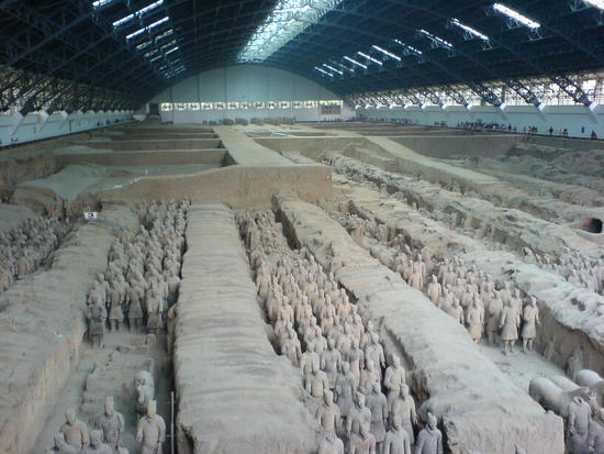 Army Of The Terracotta Warriors (4)