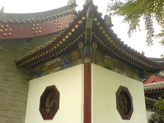 Big Goose Pagoda & City Square (30)