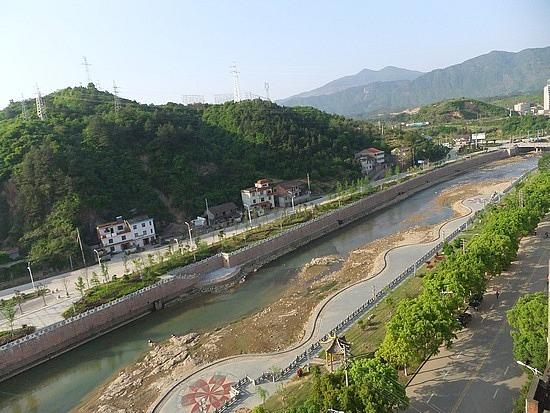 Zixi Town & DaJu Mountain
