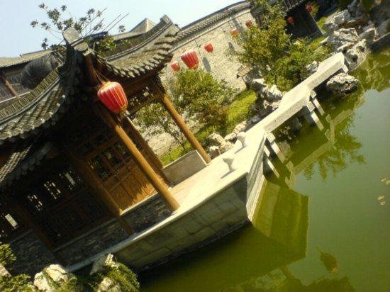 Yangzhou - Lu Shaoxu Gardens 4