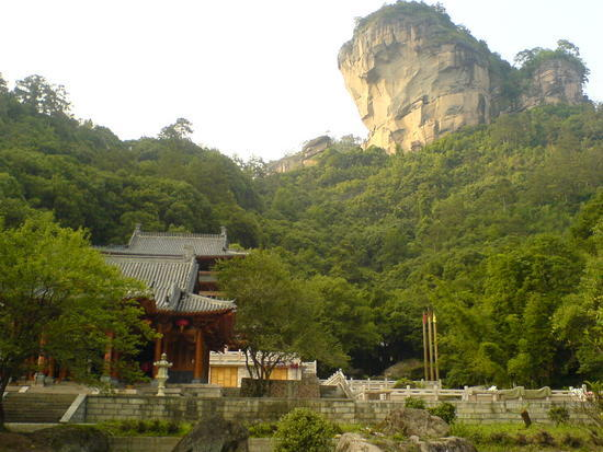 06 - 16 June 2007 - Wuyi Shan Day 1 (41)