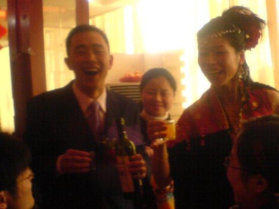 Beer Mans Wedding Feast 06