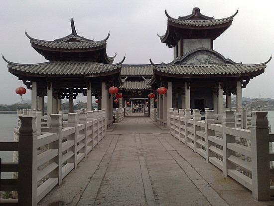 Accross The River Han & Chaozhou Door Art