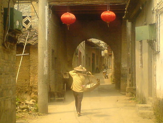 Ancient Heping Town (27)