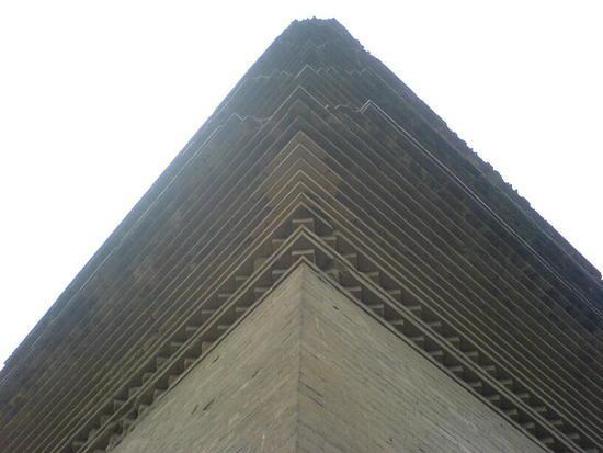 Xian Little Goose Pagoda Day