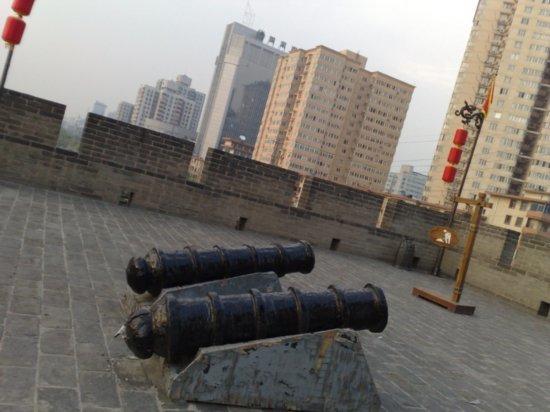 1-Xian City Wall Adventure