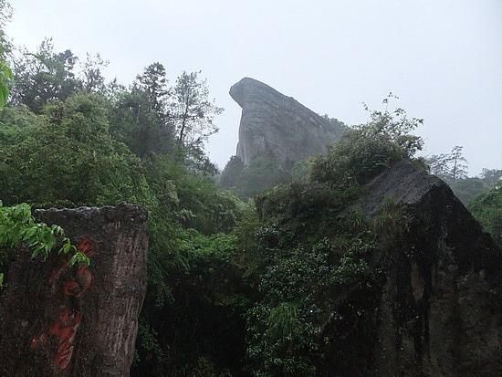 WuyiShan Adventure with Lisa