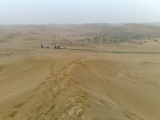 16-Hohhot Desert Adventure