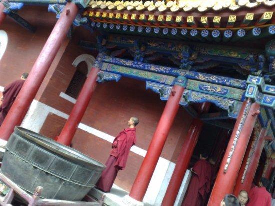 26-Wutai Shan Temple Adventure