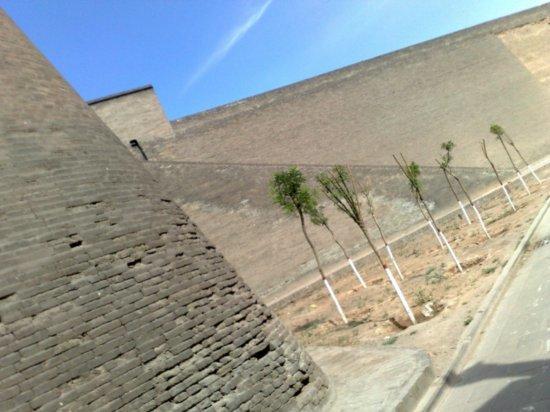 4-Pingyao Wall Adventure