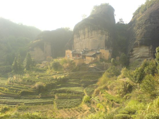 Wuyi Shan Day One 4