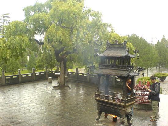Big Goose Pagoda & City Square (12)