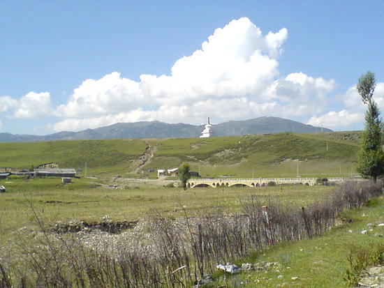 Litang Town & Monastery Walk (1)