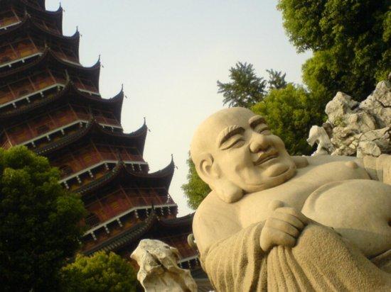 Suzhou - Beisi Ta & City Walk 29