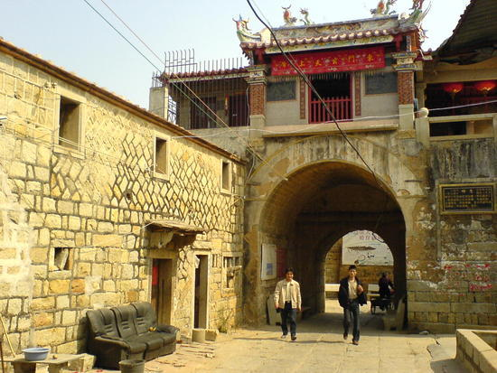 The Ancient Walled City of Chongwu (9)