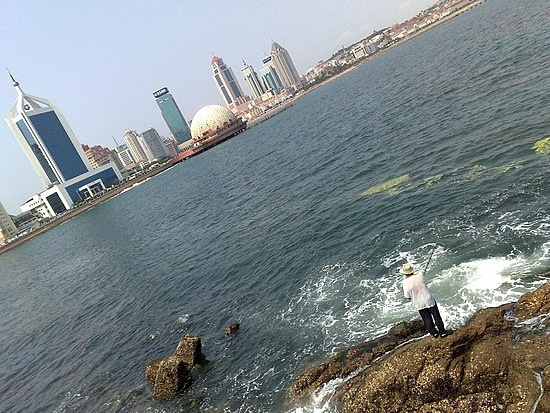Qingdao Foreshore Boardwalk Adventure