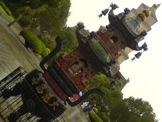 Big Goose Pagoda & City Square (11)