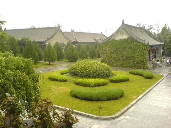 Big Goose Pagoda & City Square (13)