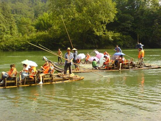 06 - 16 June 2007 - Wuyi Shan Day 1 (27)