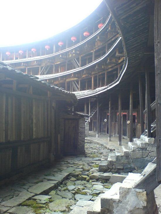 Chuxi Hakka Earth Building Group (7)