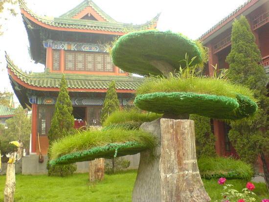 Kaifeng - Grand Buddha Temple (5)
