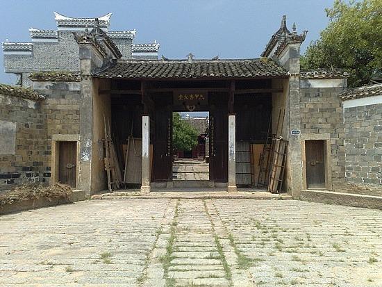 Luotiancun, Shuinan & Jingtai Village