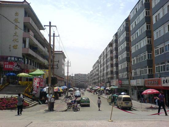 Baiyin Mappin The Town (1)